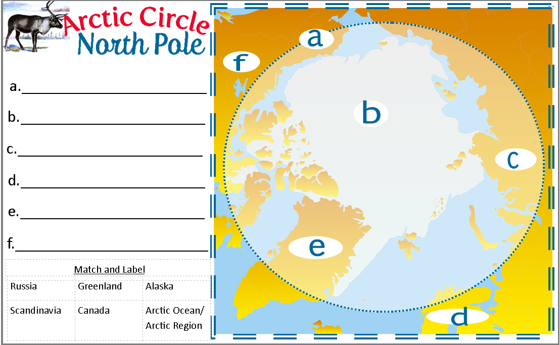 The Inuit Arctic Circle Free Lapbook Homeschool Unit Study