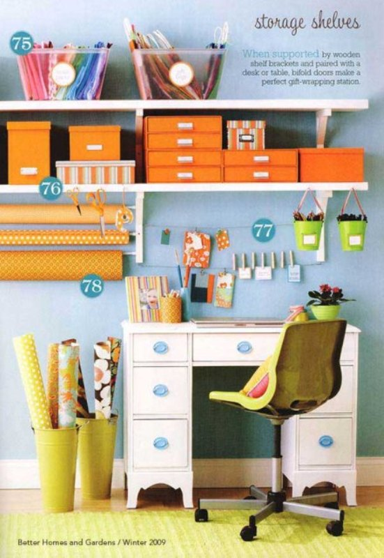 Homeschool organization storage spaces learning places - Desk organize ...