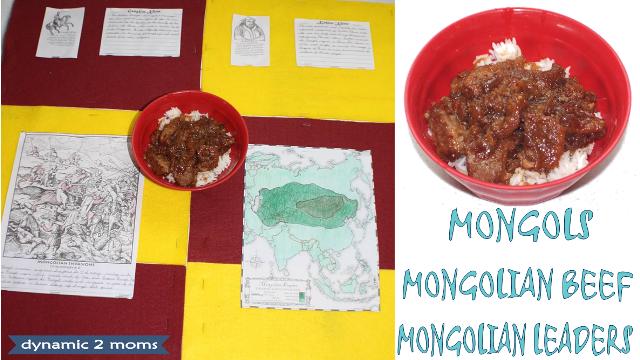 Mongol Beef