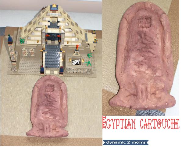 Egyptian Cartouche craft