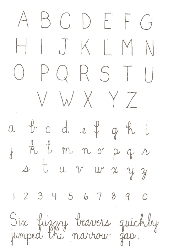 Cursive + Copywork + Free Greece Poetry Printable